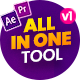 All in One - UI Helper, Transition, Parallax, Expression ToolKit - VideoHive Item for Sale
