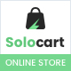 Solocart - Single Product (Physical & Digital) Ecommerce Online Store Web App