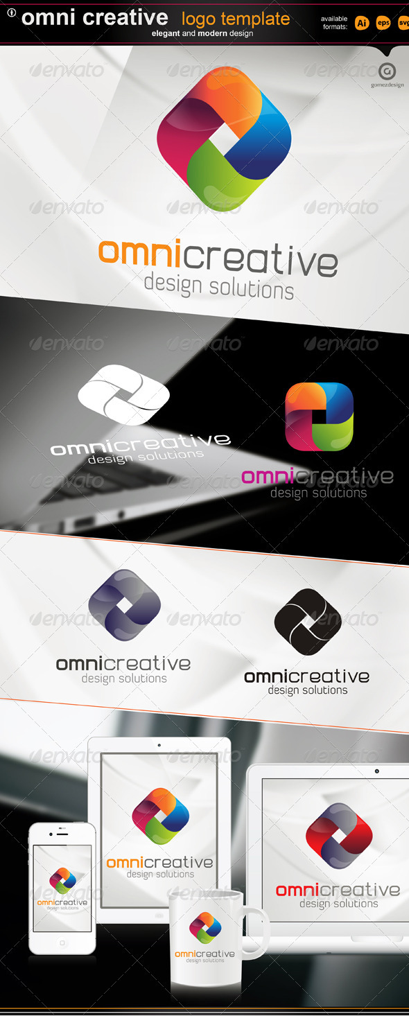Omni creative - Logo Templates