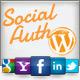 Social Auth WordPress Plugin