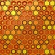 Background of Hexagons - VideoHive Item for Sale