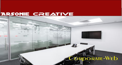 Corporate Web  Background