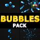 Bubbles Pack | DaVinci Resolve - VideoHive Item for Sale