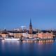 Stockholm city skyline in Sweden. - PhotoDune Item for Sale