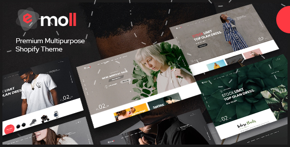 Emoll - Premium Multipurpose Shopify Theme