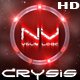 CRYSIS nano type LOGO reveal - VideoHive Item for Sale