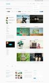 12 portfolio left sidebar portfolio grid.  thumbnail