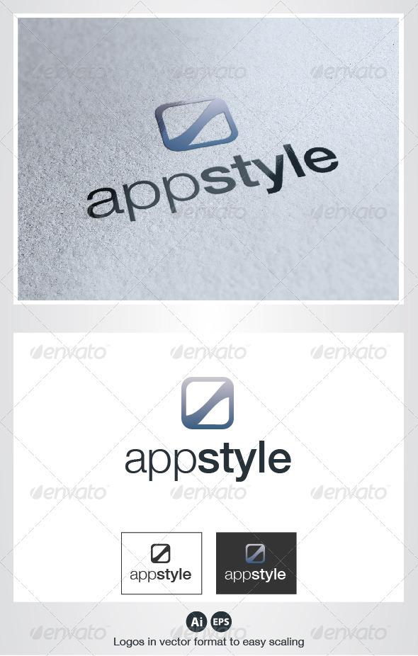 App Style Logo - Symbols Logo Templates