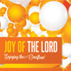 Joy of the Lord Church Flyer and CD Template  - GraphicRiver Item for Sale