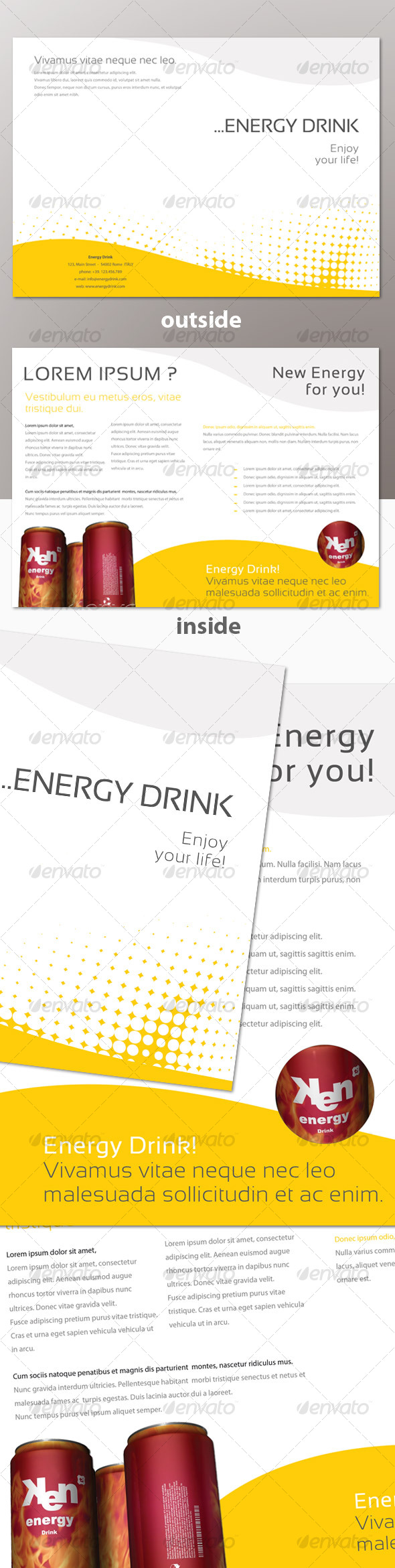 Energy Brochure - Corporate Brochures