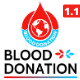 Blood Donation Website - Complete System