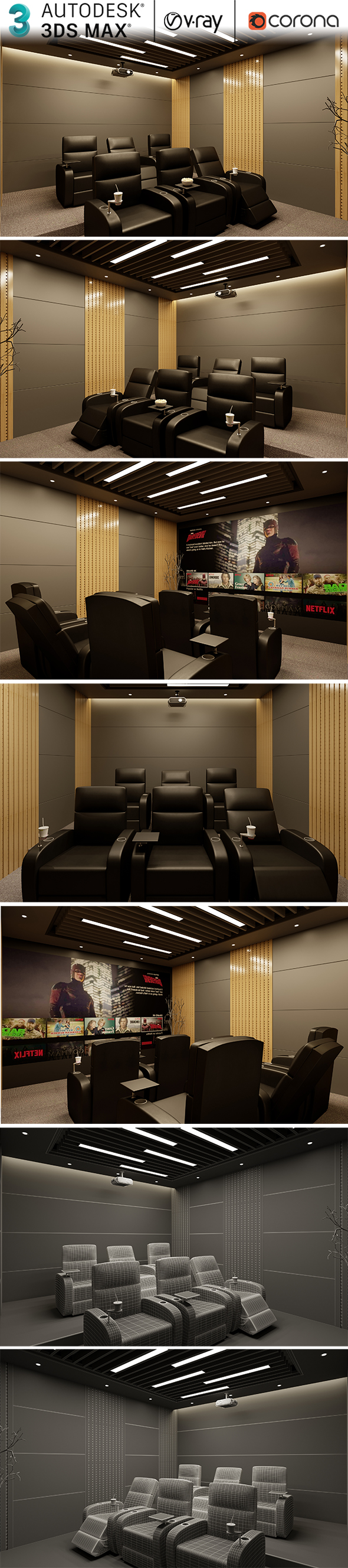 Home Cinema Design Collection 05