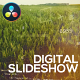 Digital Slideshow for DaVinci Resolve - VideoHive Item for Sale