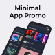 Clean Minimal App Promo - VideoHive Item for Sale