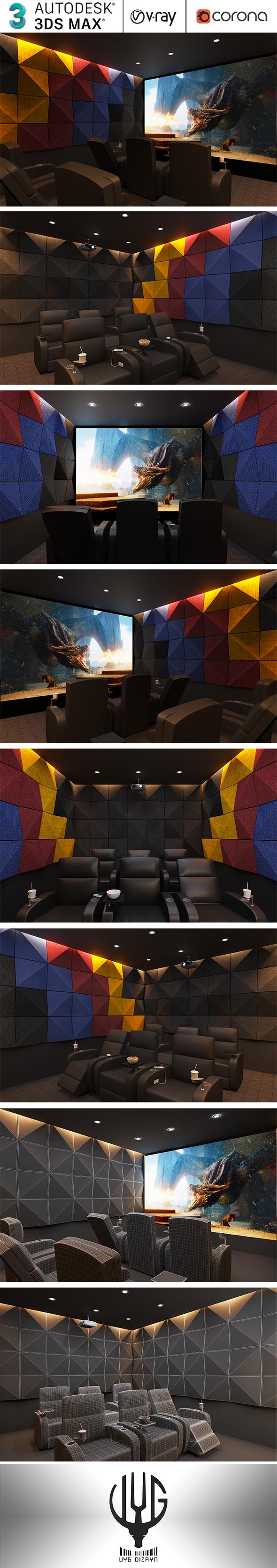 Home Cinema Design Collection 16