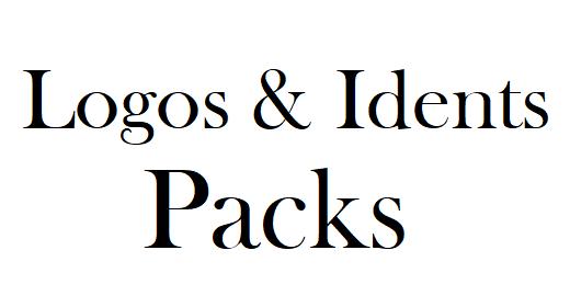 Logos & Idents Packs