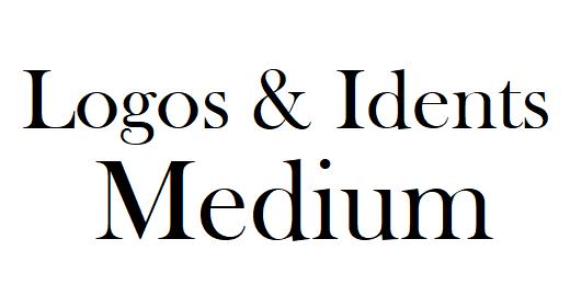 Logos & Idents Medium