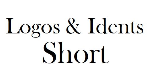 Logos & Idents Short