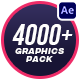 Graphics Pack // 4000+ Animation Pack - VideoHive Item for Sale