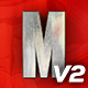 Super Hero Logo Reveal Title V2 - VideoHive Item for Sale