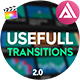 Usefull Transitions - VideoHive Item for Sale