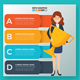 Woman Infographic Design
