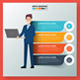 Businessman Infographics design