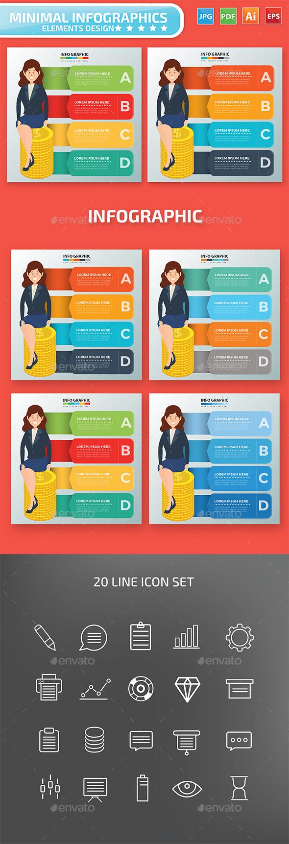 Woman Infographics