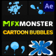 Cartoon Bubbles | After Effects - VideoHive Item for Sale