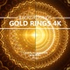 Gold Rings Abstract Backgrounds - VideoHive Item for Sale