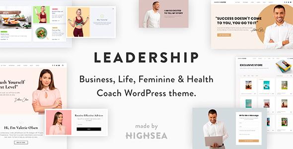 Leadership — Coach WordPress Theme