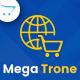 Mega Trone - OpenCart Multi-Purpose Responsive Theme