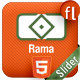 Rama - The jQuery Slider Plugin - CodeCanyon Item for Sale
