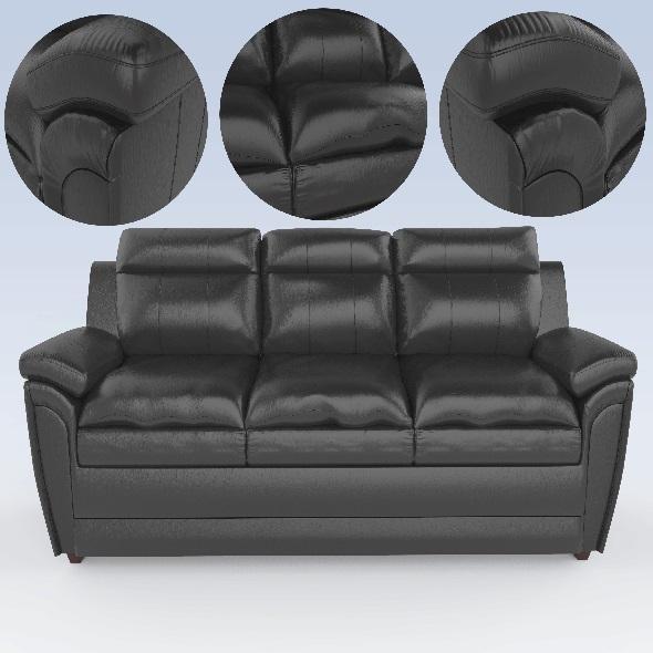 Modern Lether sofa