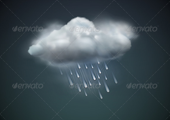 Weather icon - Nature Conceptual