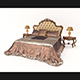 European Style Bed 13