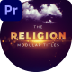 The Religious Show - VideoHive Item for Sale