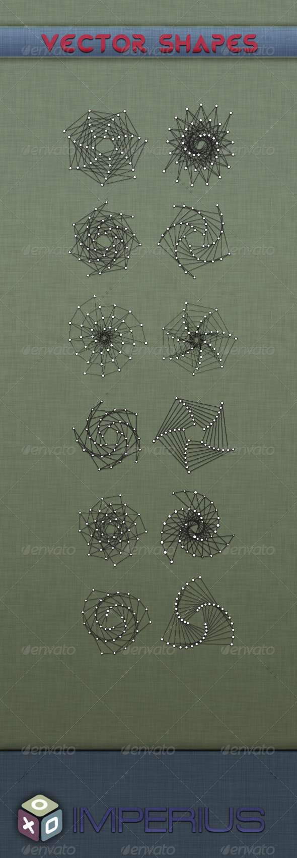Vector Shapes - Decorative Vectors