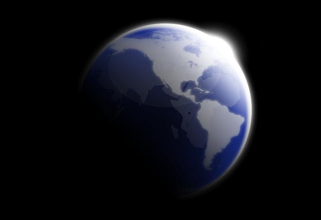 Spinning Globe jQuery Plugin