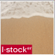 Waves And Sand  - VideoHive Item for Sale