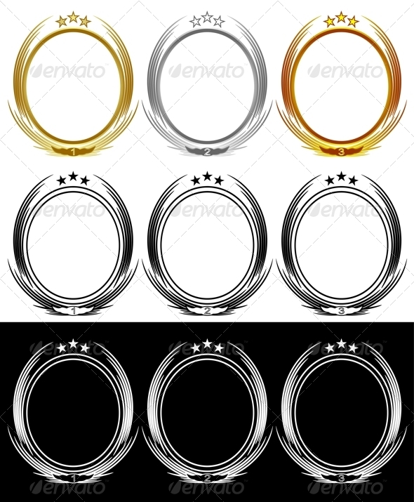 For winner. - Decorative Symbols Decorative
