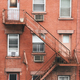 New York red fire escape - PhotoDune Item for Sale