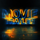 Neon Cyber Movie Trailer - VideoHive Item for Sale