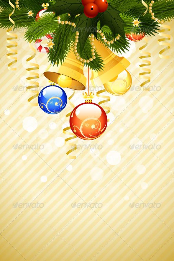 Christmas Template - Christmas Seasons/Holidays