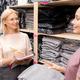 Women working in team in warehouse - PhotoDune Item for Sale