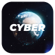 Cyber Earth Titles - VideoHive Item for Sale