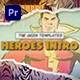 Heroes Intro I Premiere - VideoHive Item for Sale