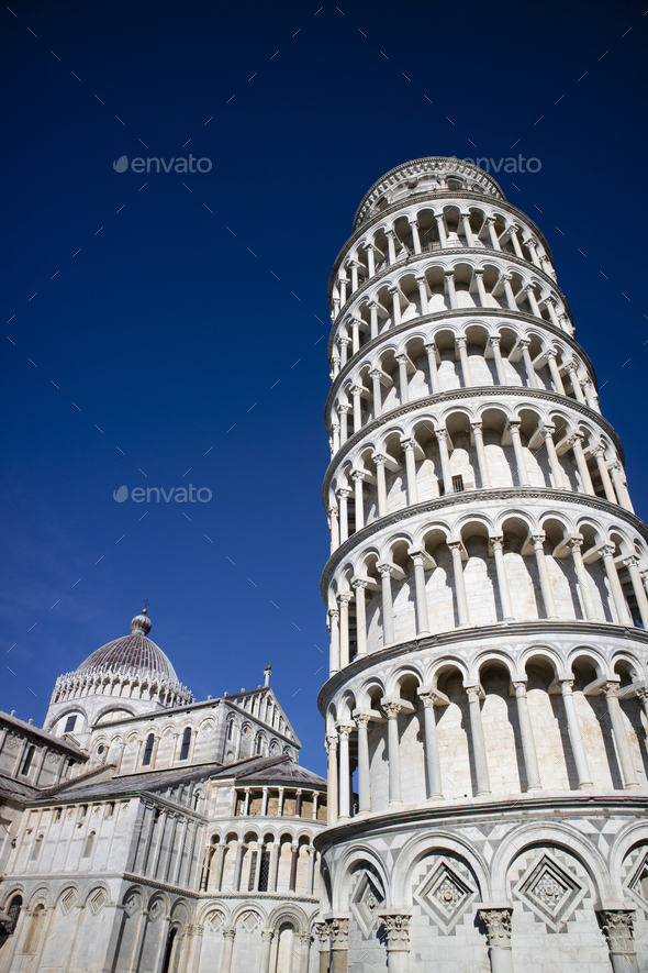 Architectural details of the square of miracles - Stock Photo - Images
