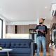 Man using smart house app - PhotoDune Item for Sale