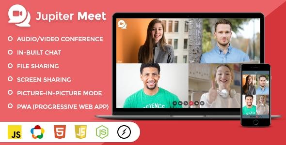 JupiterMeet - Video Conference